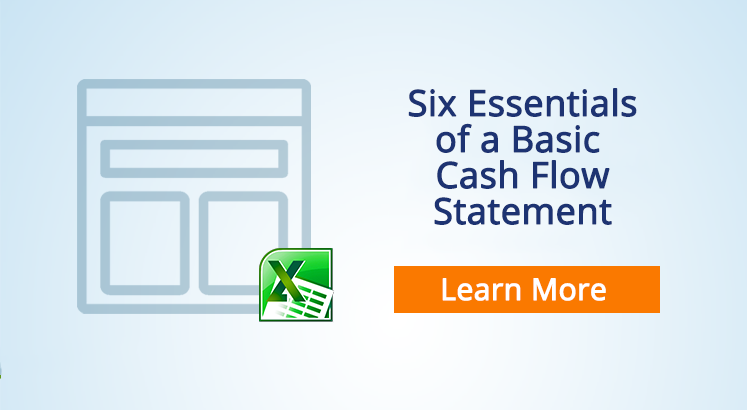 The 6 Necessities of a Basic Cash Flow Statement