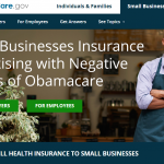 Small Businesses Suffer as Insurers Abandon Obamacare