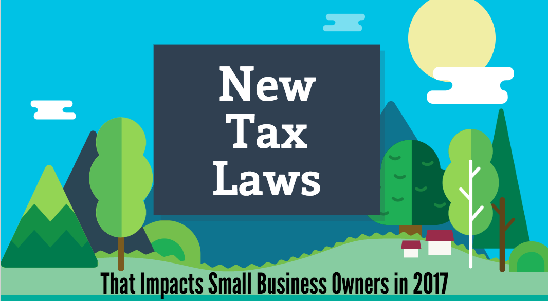 Tax Break Changes for 2017 for Small Business