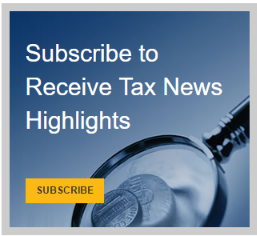 Subscribe For Tax News Highlights