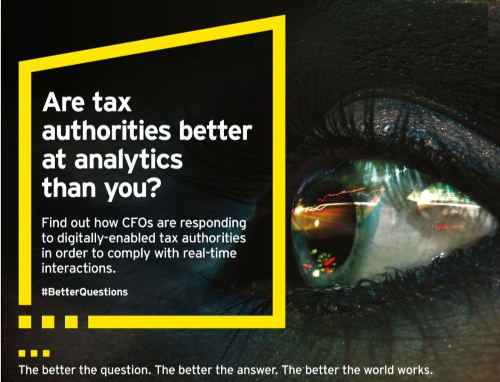 Are Tax Authorities Better at Analytics than You?