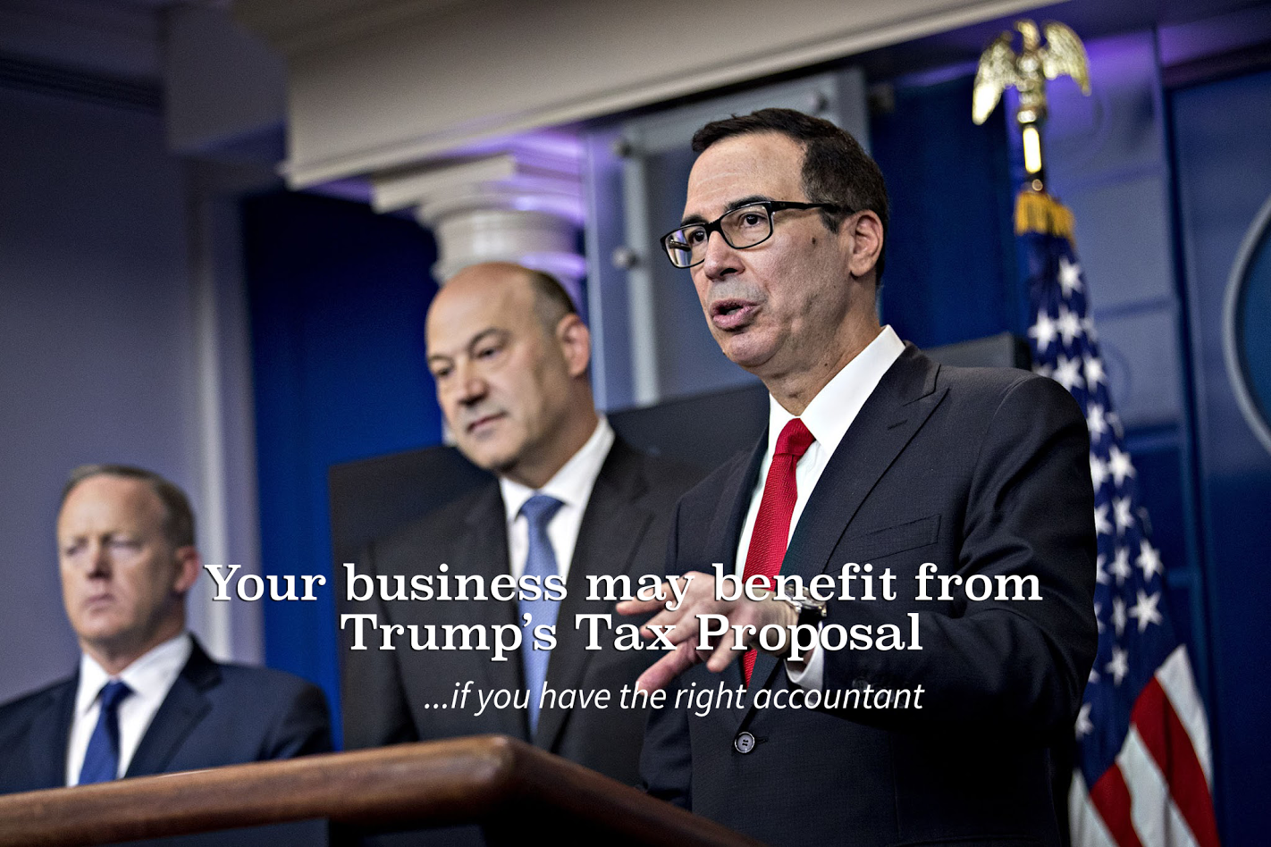 Not All Businesses Benefit the Same Under Trump's Tax Proposal
