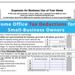 Home Office Tax Deductions for Small-Business Owners