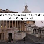 2018 Tax Reform Pass-Through Income Deduction is More Complex