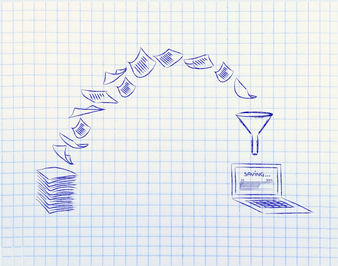 6 Steps to Converting to a Paperless Office : Reducing Expenses & Bettering Efficiency