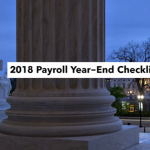 2018-payroll-year-end-checklist