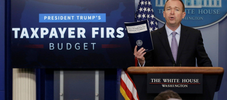 Trump Administration Fiscal Year 2018 Budget Highlights Tax Reform Efforts