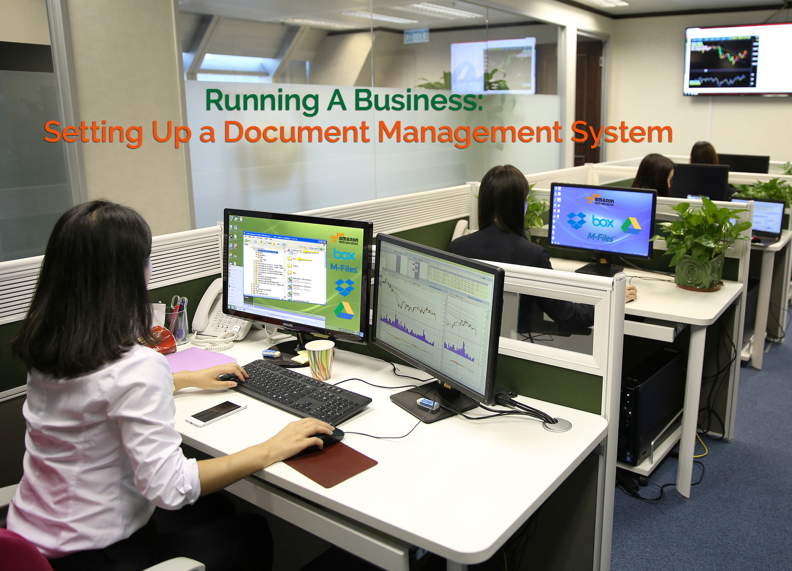 Running a Business: Setting Up a Document Management System