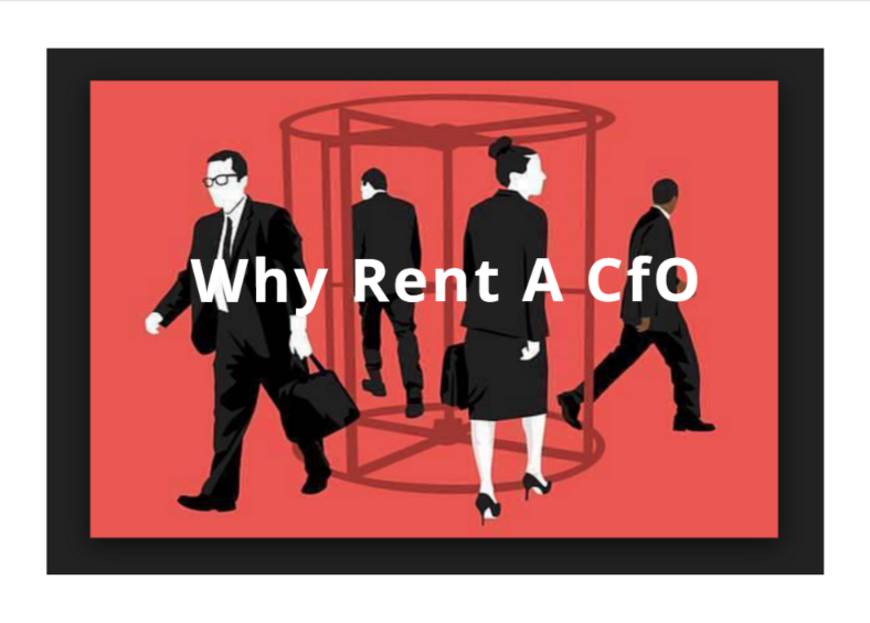 Why Your Small Business Should Rent a CFO Instead of Hiring One