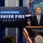 Trump Administration FY 2018 budget highlights tax reform effort