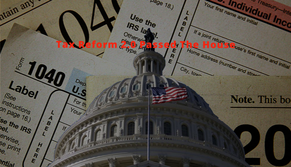 Midterm election results most likely limit prospects for Tax 2.0 legislation