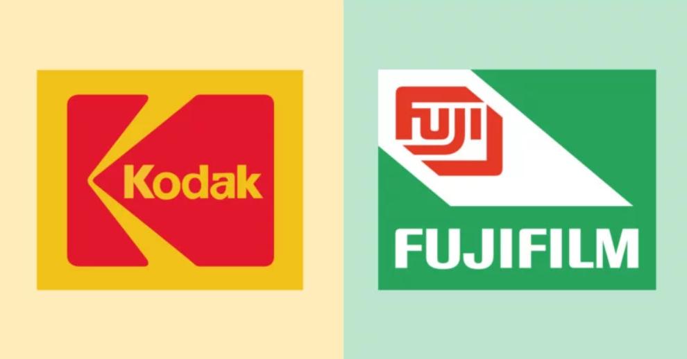 kodak-fujifilm-business-disruption