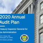 TIGTA released their 2020 Annual Audit Plan Priorities for the IRS