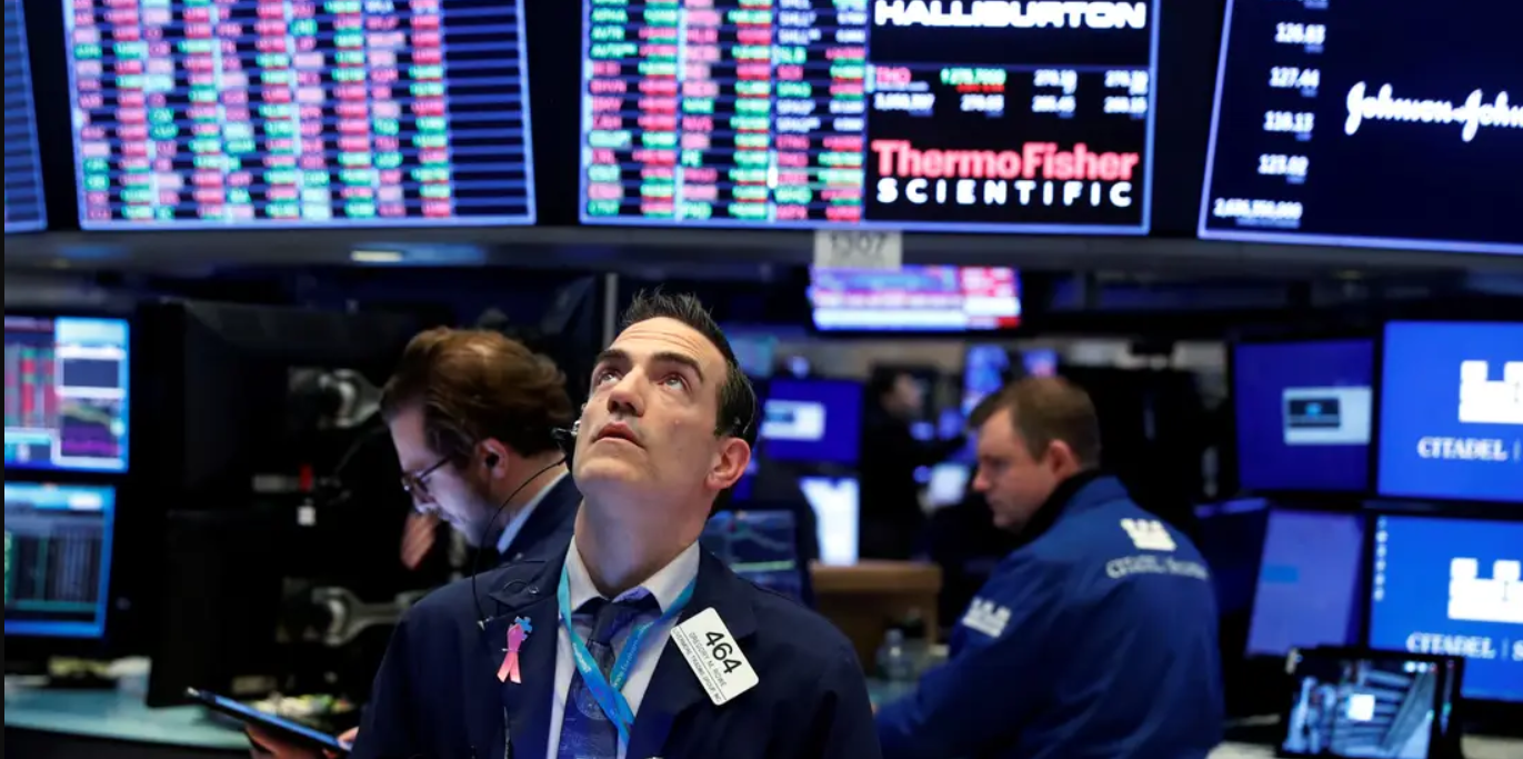 The stock market is hitting record highs is it disconnected from the real economy?