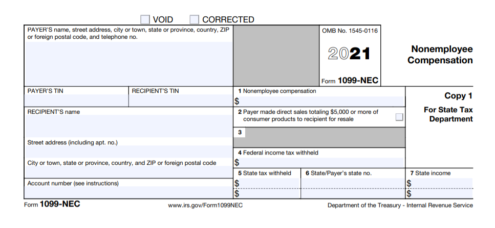 form-1099-nec-nonemployee-compensation
